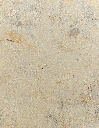 Jura-kalkstein-sandgestrahlt