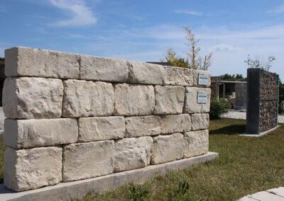 Schichtmauerwerk